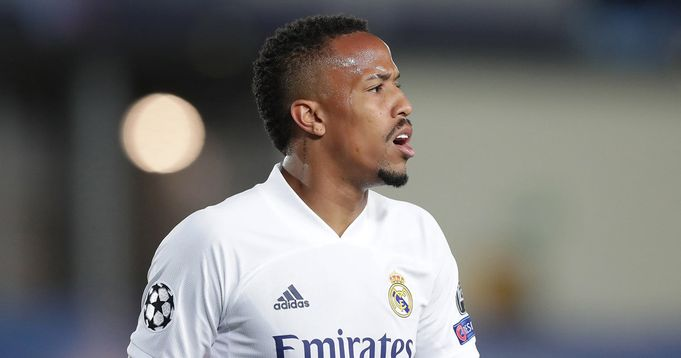 Militao reportedly leaves Brazil camp due to injury
