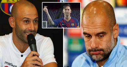 'Pep no quiso saber nada': Mascherano revela el impacto de Messi en su fichaje azulgrana