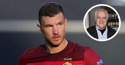 """""""Dzeko? Investire su un altro centravanti sarebbe meglio"""", Sconcerti consiglia la Roma"""