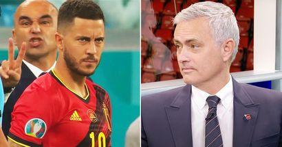 """""""La vérité sur Eden Hazard"""": José Mourinho révèle son opinion sur la star du Real Madrid"""