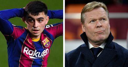 El Barça pedirá que Pedri no vaya a los Juegos Olimpicos con España (fiabilidad: 5 estrellas)