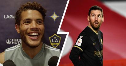 'Messi isn't the same as 5 or 6 years ago. It would be incredible to havehim inMLS': Jonathan dos Santos