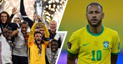 Frankreich gewinnt Nations League, Neymar denkt an Rücktritt: 5 Top-News im Weltfußball, die ihr verpassen konntet