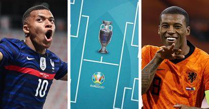 Des joueurs du PSG pourraient-ils s'affronter en finale de l'Euro 2020? Examen du tableau des éliminatoires