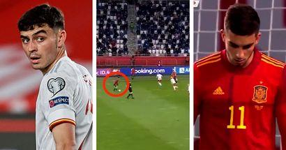 Pedri provides picture-perfect pass vs Georgia but Ferran Torres misses sitter: illustrated in 7 pics