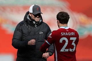 Jurgen Klopp faces big Xherdan Shaqiri call as Liverpool options limited
