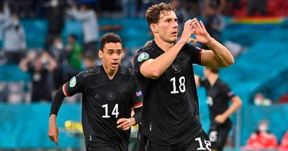 Sane und Gnabry raus - Müller, Musiala und Goretzka rein: Löws Änderungen vor dem Spiel vs. England