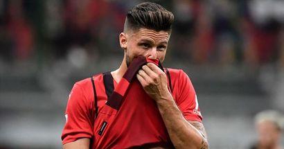 ULTIM'ORA | Giroud out contro il Venezia: il motivo per cui ha lasciato l'allenamento in anticipo