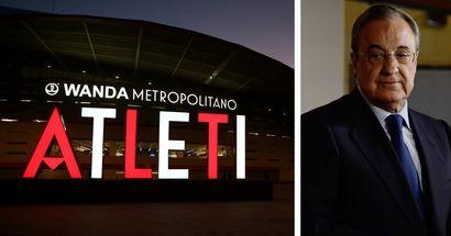 ماركا: ريال مدريد لن يخوض مبارياته في واندا ميتروبوليتانو