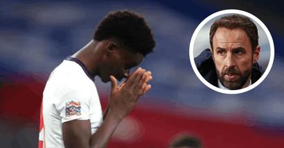 Athletic: Bukayo Saka picks up injury, set to be sidelined for England's friendly vs Romania