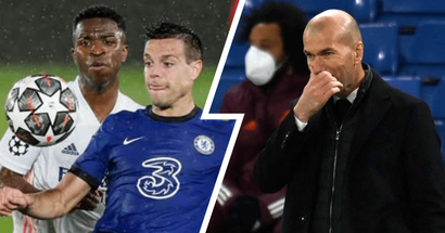 Zidane defends his tactics and selection & 4 other big stories you might have missed