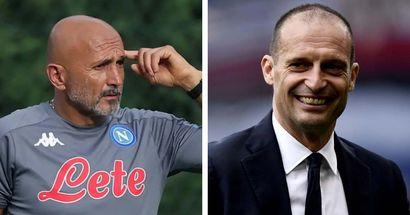 """""""C'è un Sud che non tiferà mai Juventus e si trova a Napoli"""", Spalletti carica la sfida contro i bianconeri"""