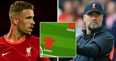 Jones stays in, Hendo out: Best Liverpool XI to attack October fixtures
