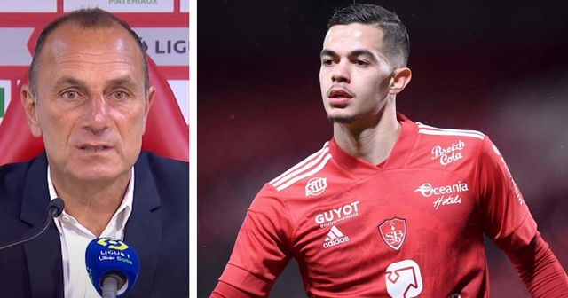 """""""Faivre è venuto a scusarsi"""", il tecnico del Brest spiega cosa è successo dopo il mancato trasferimento al Milan"""
