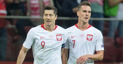 Vers un retour du duo Milik-Lewandowski en attaque de la Pologne