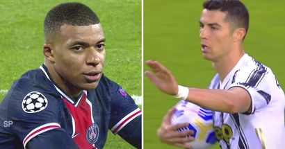 Cristiano Ronaldo will hope to join Real Madrid if Mbappe stays at PSG (reliability: 4 stars)
