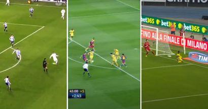 اثنتان منها لبرشلونة.. أفضل 11 تمريرة حاسمة في كرة القدم منذ بداية القرن الحادي والعشرين