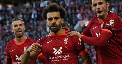 Why Mo Salah remains ultimate big-game player - explained through one key stat