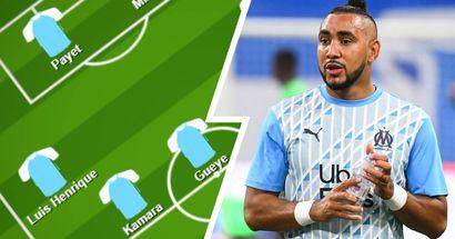 Avec ou sans Payet ? Choisissez votre XI préféré contre le FC Metz parmi 2 options