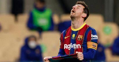 Wie viele Spiele konnte Leo Messi verpassen, nachdem er seine erste Rote Karte beim FC Barcelona erhalten hatte?