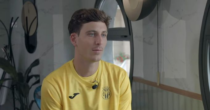 'I'm totally calm': Pau Torres opens up on his future amid massive Old Trafford links