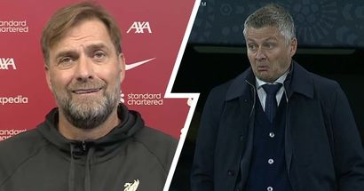'Those are just facts': Jurgen Klopp hits back at Ole over penalty comment