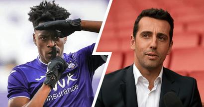 Athletic: Arsenal launch bid for Anderlecht central midfielder Albert Sambi Lokonga