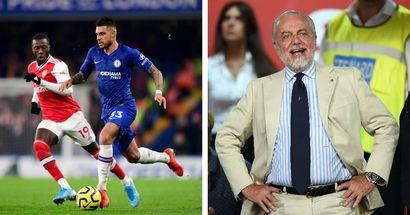 Il Chelsea trova il sostituto di Emerson: l'affare dei Blues potrebbe finalmente liberare l'esterno, il Napoli attende