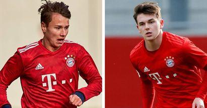 Offiziell: Bayern-Talente Andersson und Booth werden nach Österreich verliehen