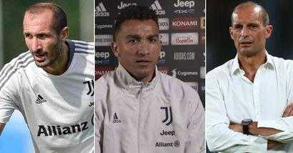 """Danilo: """"Champions? 3 club davanti a noi! Chiellini un simbolo, Allegri ha la vittoria nel DNA"""""""
