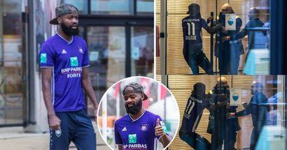 L'attaccante belga vuole la cessione e forza la mano: va ad allenarsi con la maglia del club rivale