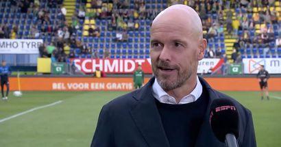 Ten Haag s'exprime sur les liens du Barça avec Koeman qui devrait être limogé