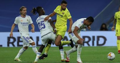Courtois 8.5, Valverde 5.5: rating Real Madrid players in Villarreal draw