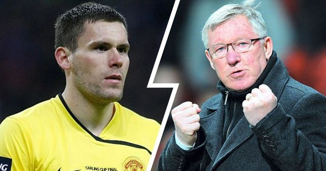 'You know it's coming': Ex-United goalkeeper Ben Foster reveals what it felt like to experience Sir Alex's hairdryer treatment