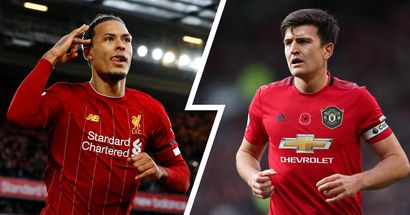 Revealed: Where Harry Maguire stands among world's most valuable centre-backs 10 months after record-breaking United move
