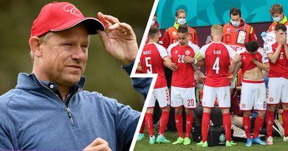 Peter Schmeichel claims Denmark had no choice but restart Finland game after Eriksen incident