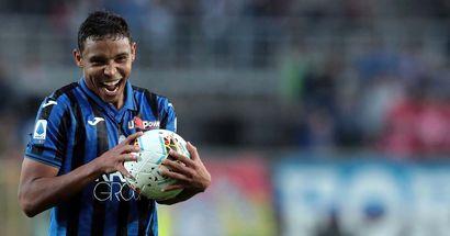 La Juventus pensa a Luis Muriel: l'Atalanta fissa il prezzo dell'attaccante colombiano