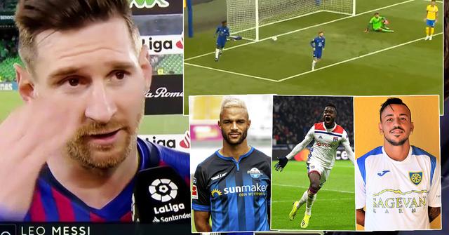 2015 hat Leo Messi 10 Talente ausgewählt, denen er eine Star-Zukunft prophezeite - wo sind sie jetzt?