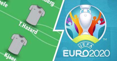 La formazione ideale degli Ottavi di Euro 2020: c'è un giocatore della Juventus