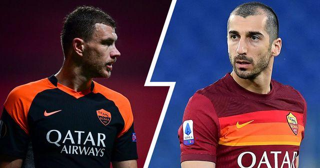 """""""La fascia tolta a Dzeko è una brutta storia, ma c'era un accordo"""": Mkhitaryan parla dei problemi interni alla Roma"""