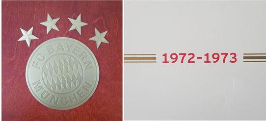 Der FC Bayern München : 1972 bis 1973