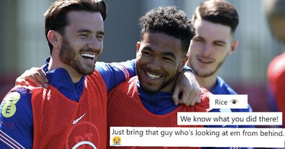 'We see it', 'They're dropping hints': Blues fans react to picture from Chelsea account showing Declan Rice