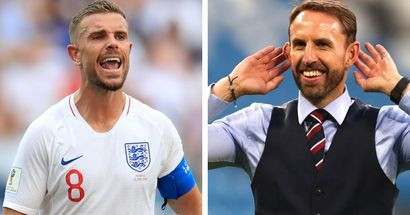 Henderson apparently not fully fit yet, doesn't start for England against Croatia