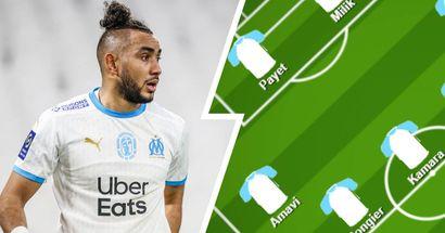 Avec ou sans Payet ? Choisissez votre XI préféré pour affronter Angers parmi 2 options