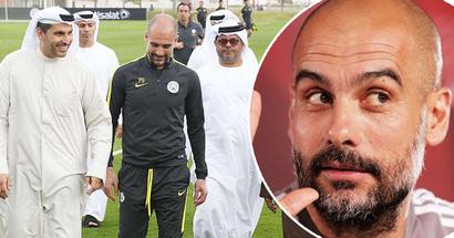 Britische Presse gibt das Transferbudget von Manchester City für diesen Sommer bekannt