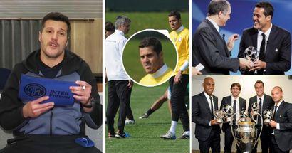 """Julio Cesar: """"Mourinho hat mir gesagt, dass ich vom weltbesten Torhüter zum Torhüter der Serie C geworden bin. Ich habe das Vertrauen verloren"""""""