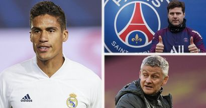 Varane wants return to France this summer - could prefer PSG move ahead of United (reliability: 4 stars)
