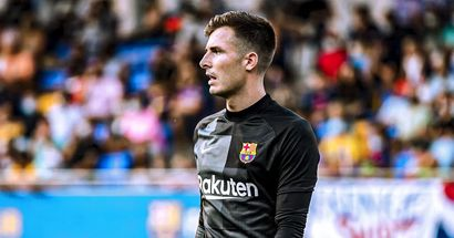 Le Barça cherche à prêter Inaki Pena en janvier (fiabilité: 5 étoiles)