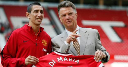 """Di Maria über Manchester United: """"Die Nummer 7 war mir scheißegal. Van Gaal war das Schlimmste"""""""