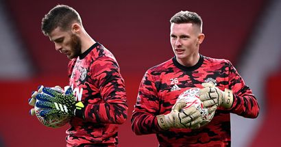 Dean Henderson advised to leave Man United on loan in January
